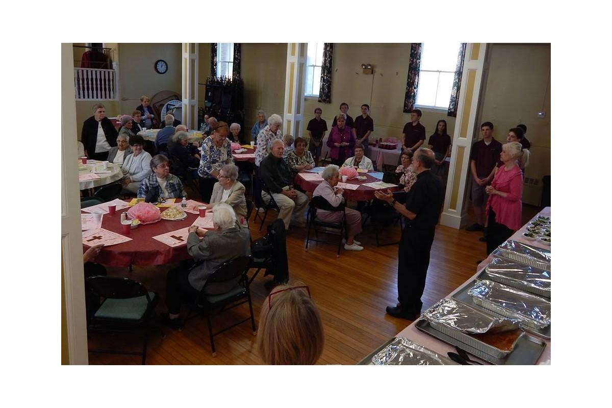 USA - Festa di S. Rosa (Momenti della festa)