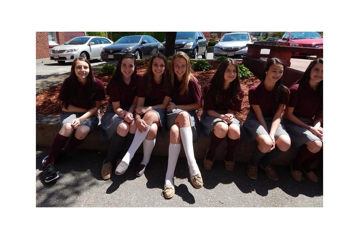 USA - Festa di S. Rosa (Studenti della Venerini Academy)
