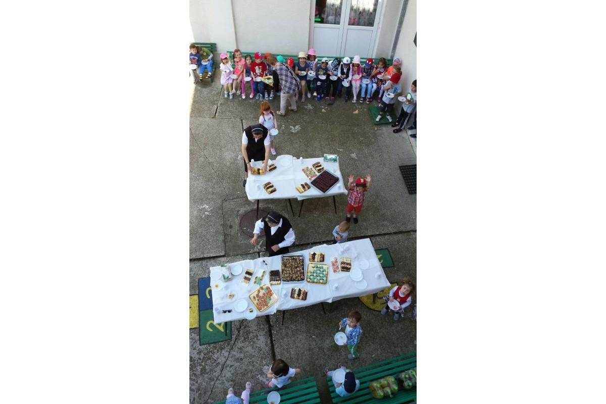 Bacau (Romania) - Festa internazionale del Bambino