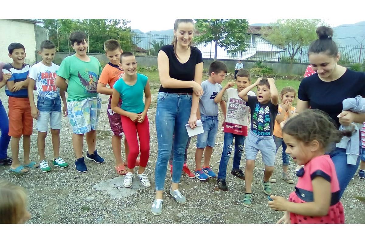 Missione a Tropoja (Albania)