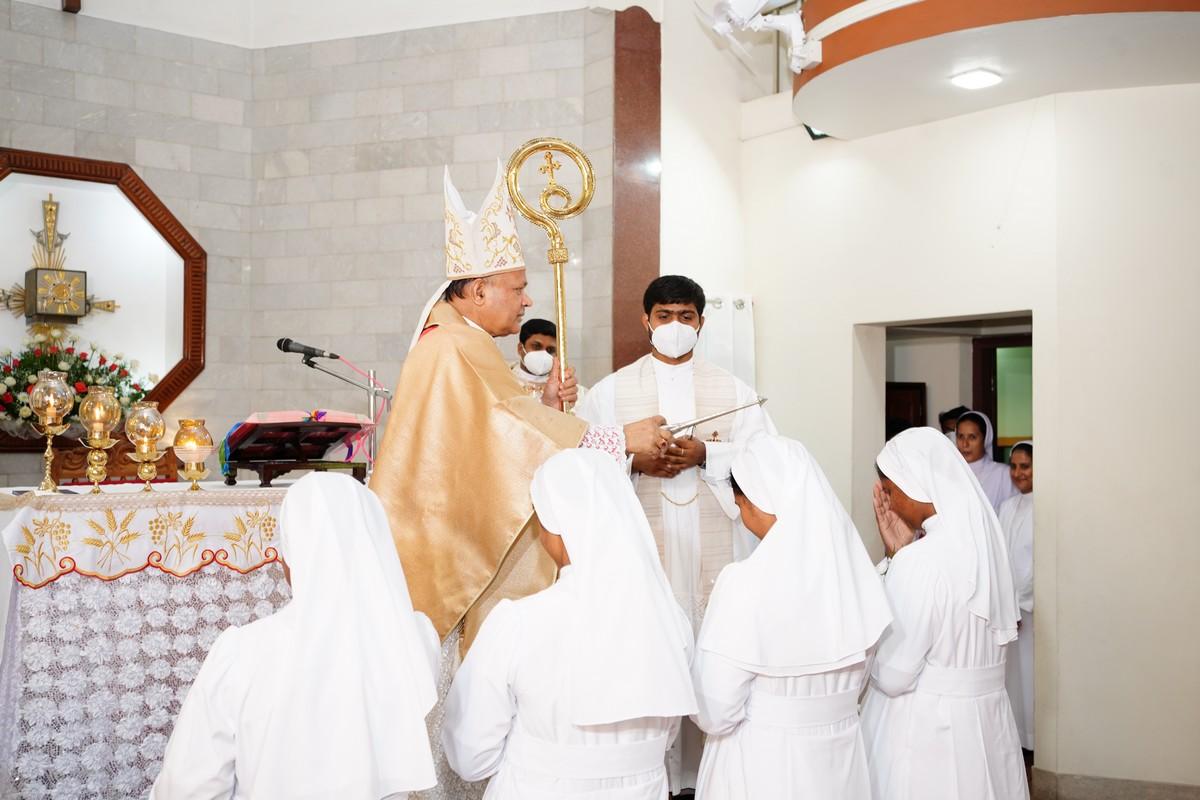 Momenti della celebrazione eucaristica
